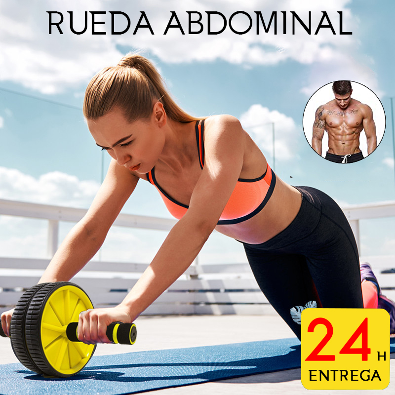 Abdominal Muscle Trainer AB Roller AB Roller Wheel Abs Trainer AB Wheel Roller Free Shipping From Spain