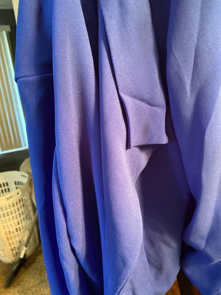 Women Blazers and Jackets 3/4 Sleeve Blazer Open Front Short Cardigan Suit Jacket Work Office Coat Summer Fall Outwear reviews №5 39204