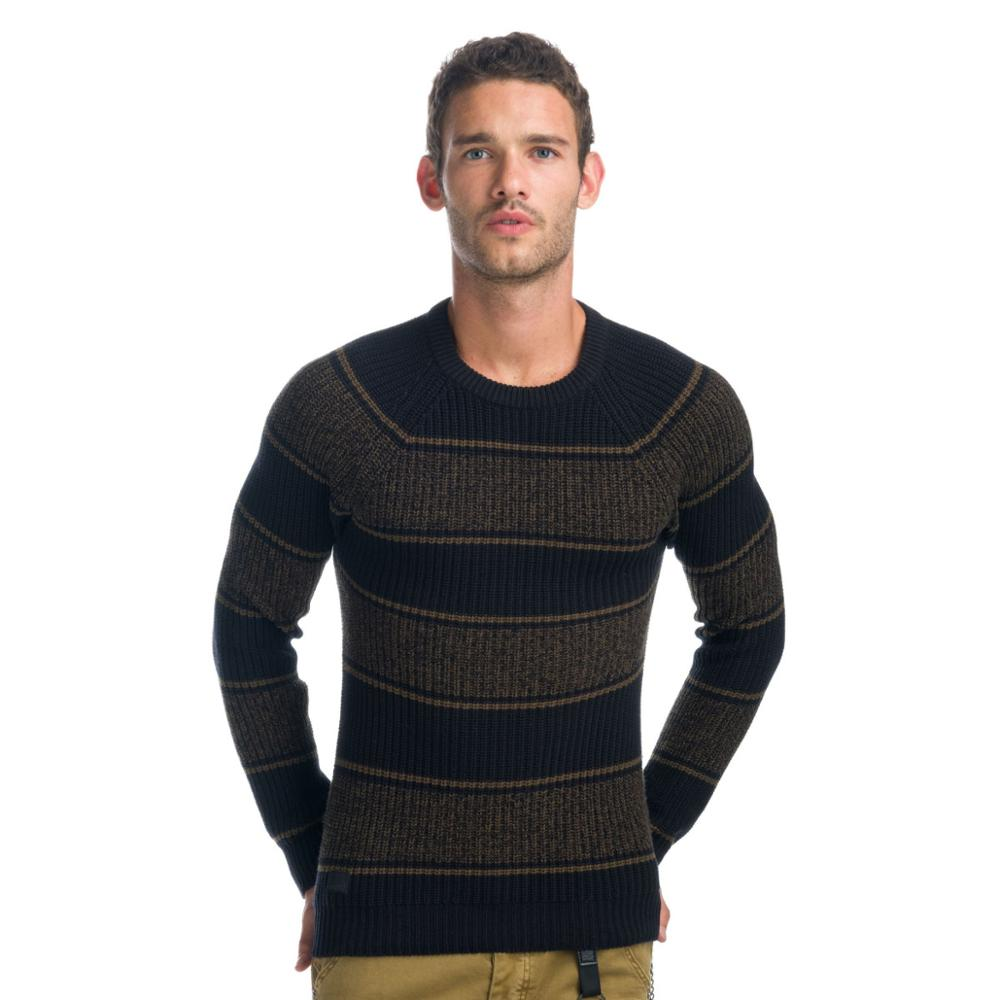 KOROSHI JERSEY LONG SLEEVE DE STRIPES MAN