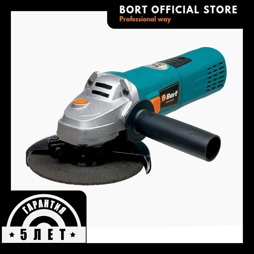 BORT Angle Grinder bulgarian USHM  Angle Grinder grinding Power or cutting metal portable Woods все цены