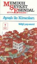 Leurs locataires auprès d'ayaşlí Memduh Sevket Esendal Information maison d'édition M.E.B. Séquence (turc)