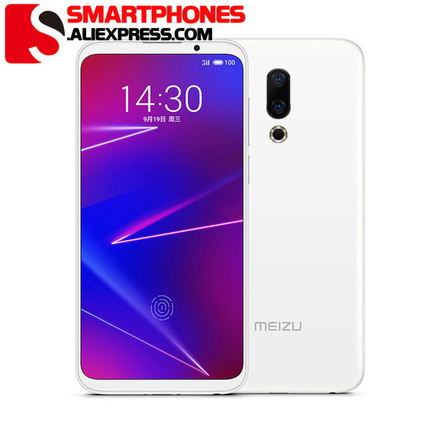Global ROM Meizu 16X 6.0 Inch 4G LTE Smartphone Snapdragon 710  Dual Rear Cameras Android 8.1 In-Display Fingerprint Full Screen 1