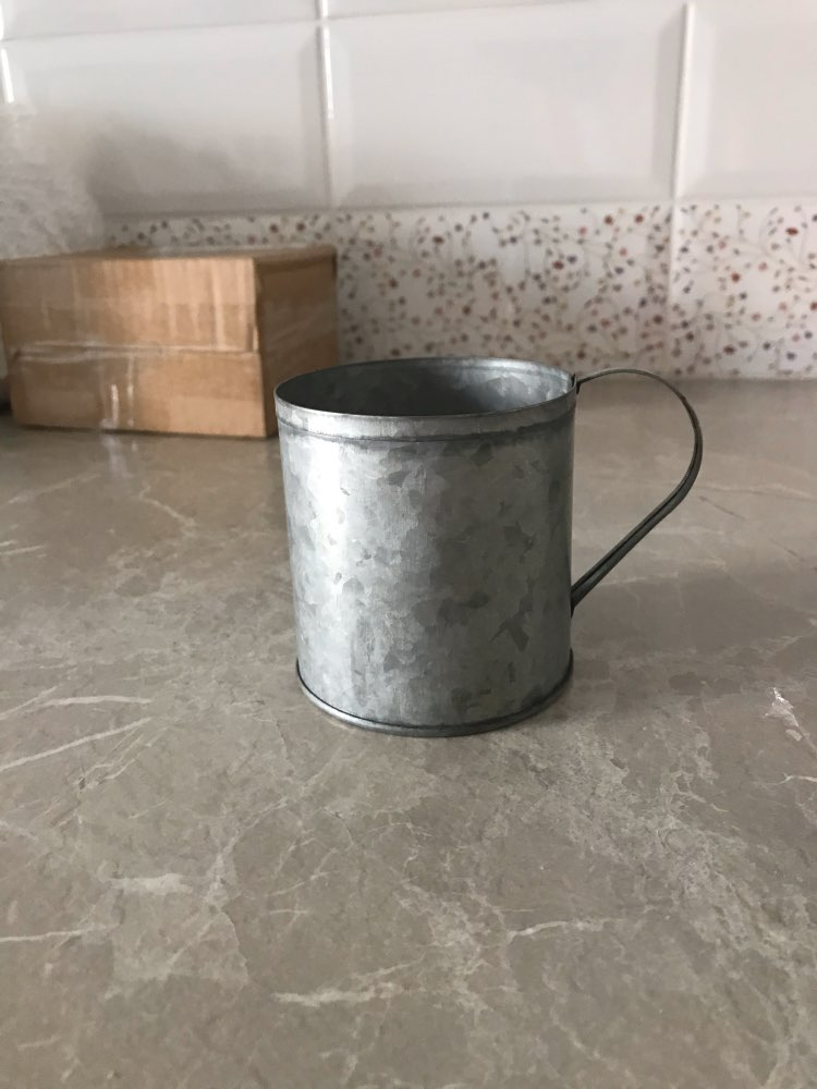 Retro Drinkware Wrought Iron Mug photo review