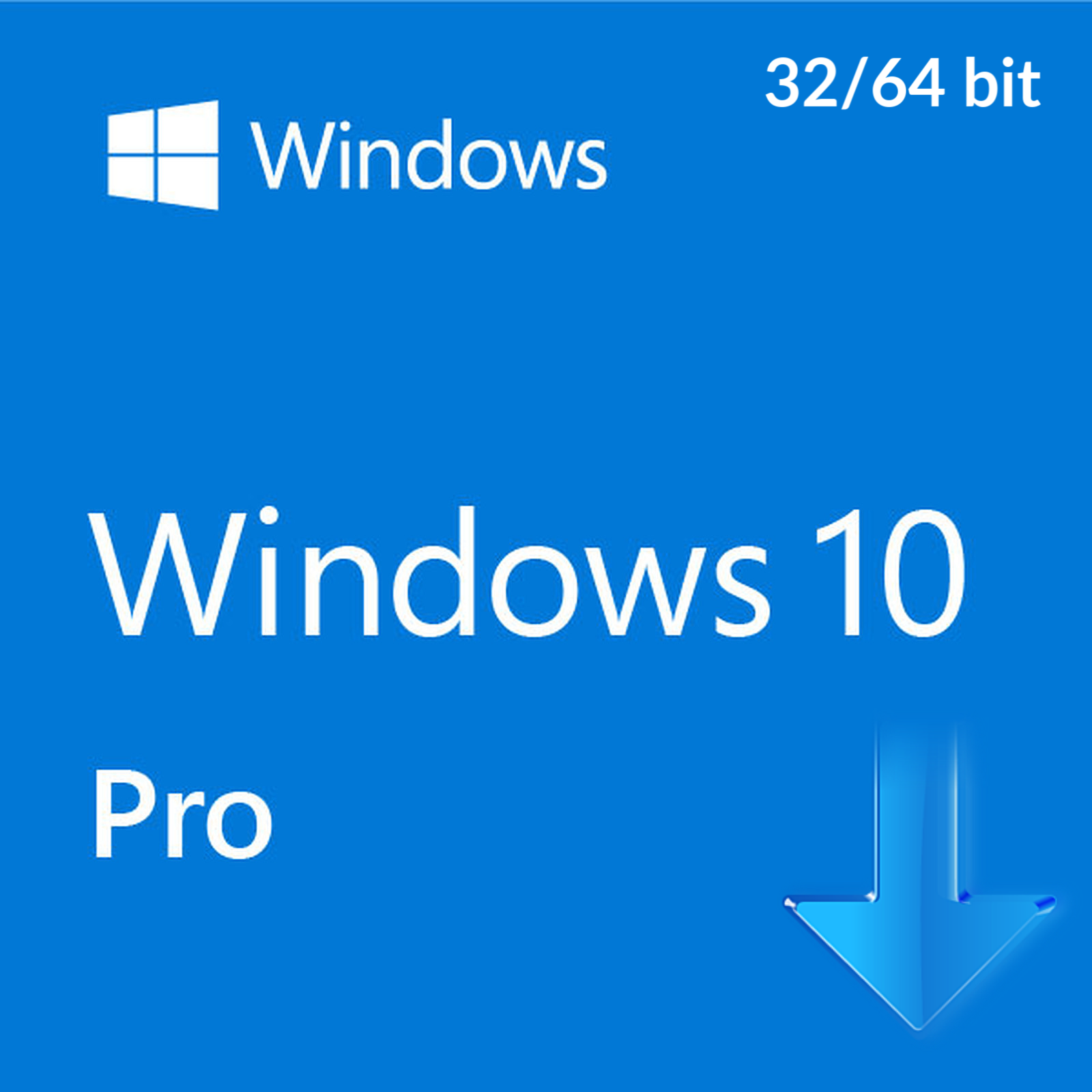 Windows 10 Pro Professionele 32/64 Bit Activering Code Sleutel Meertalige