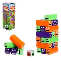 Board game Fun Tower parent child interactive entertainment board toys stress relief toy for children and adults board game