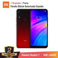 [Глобальная версия для Испании] Смартфон Xiaomi Redmi 7 (Memoria interna de 64 GB, ram de 3 GB, Bateria de 4000 mah)