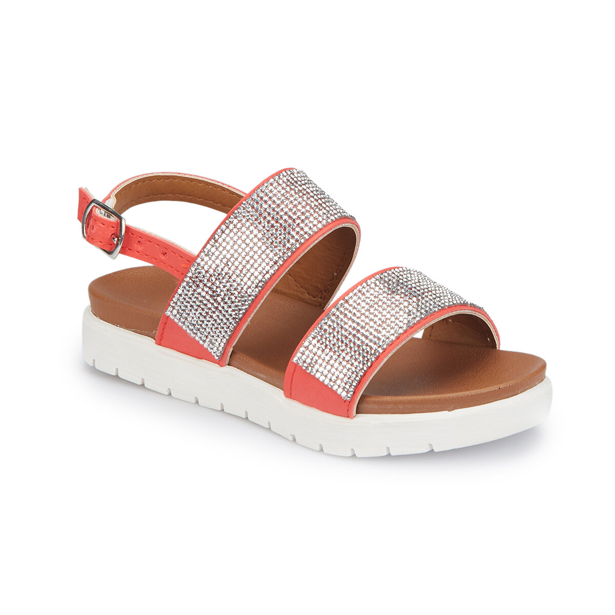 FLO 81.510035.P Coral Female Child Sandals Polaris