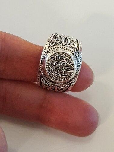 טבעת לגבר ויקינג דגם 0368 photo review