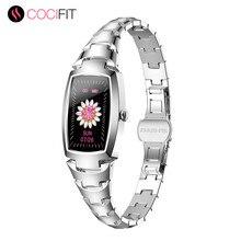 2021 Nieuwe Vrouwen Smart Polsband H8 Pro Mode Hartslag Monitoring Oproep Herinnering Fitness Tracker Armband Voor Vrouwen Smart Watch