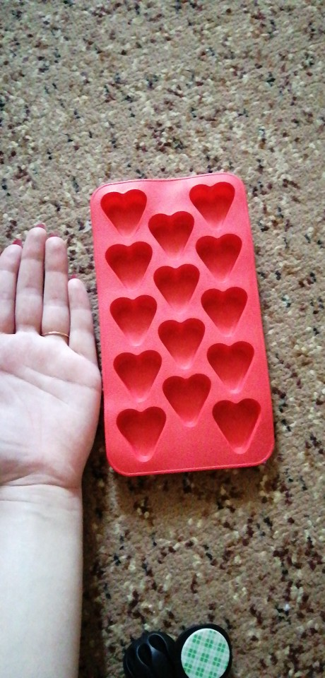 Ice Maker Shape Silicone Mold photo review