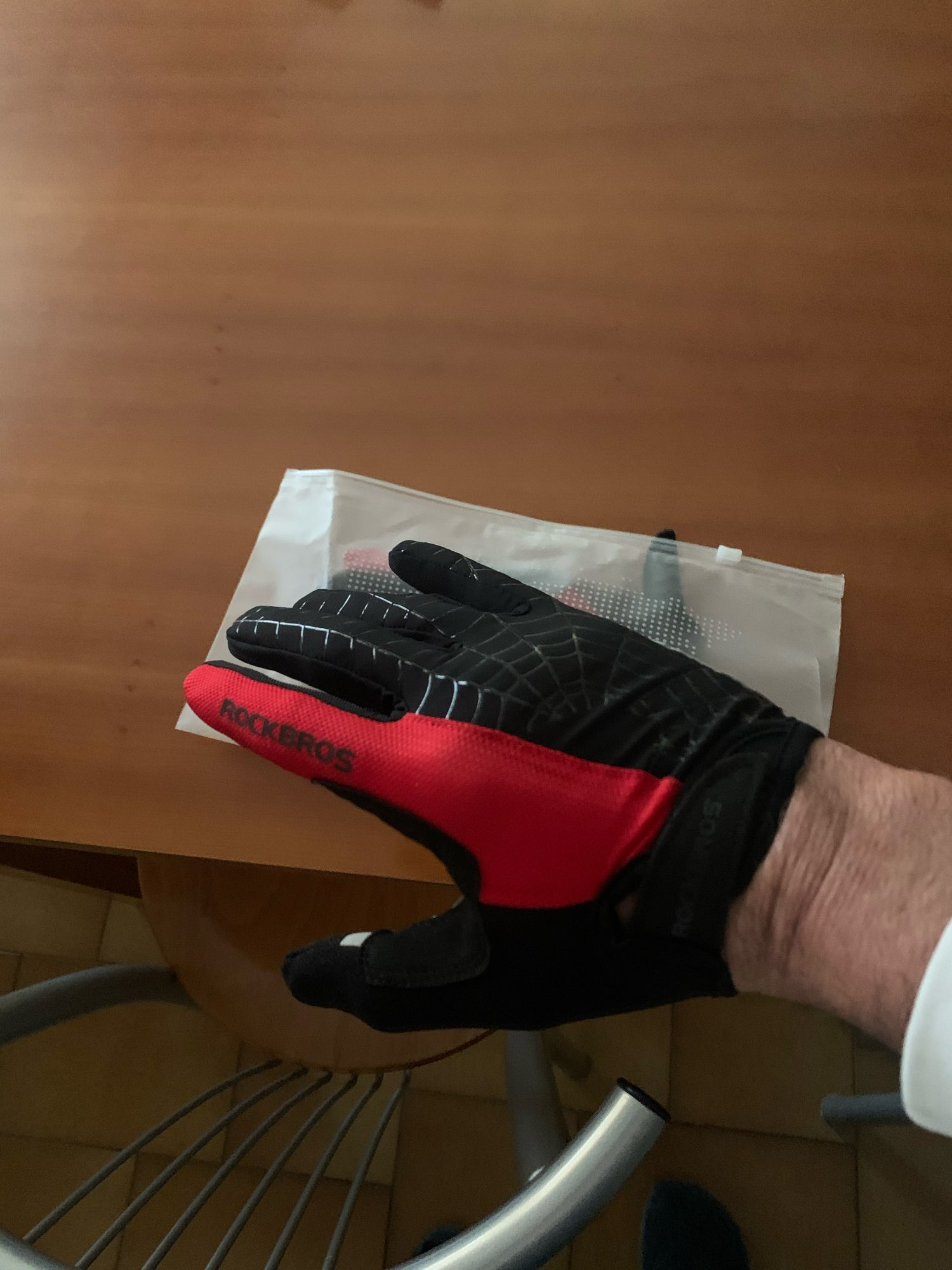 Cycling Anti-Slip Breathable Gloves photo review