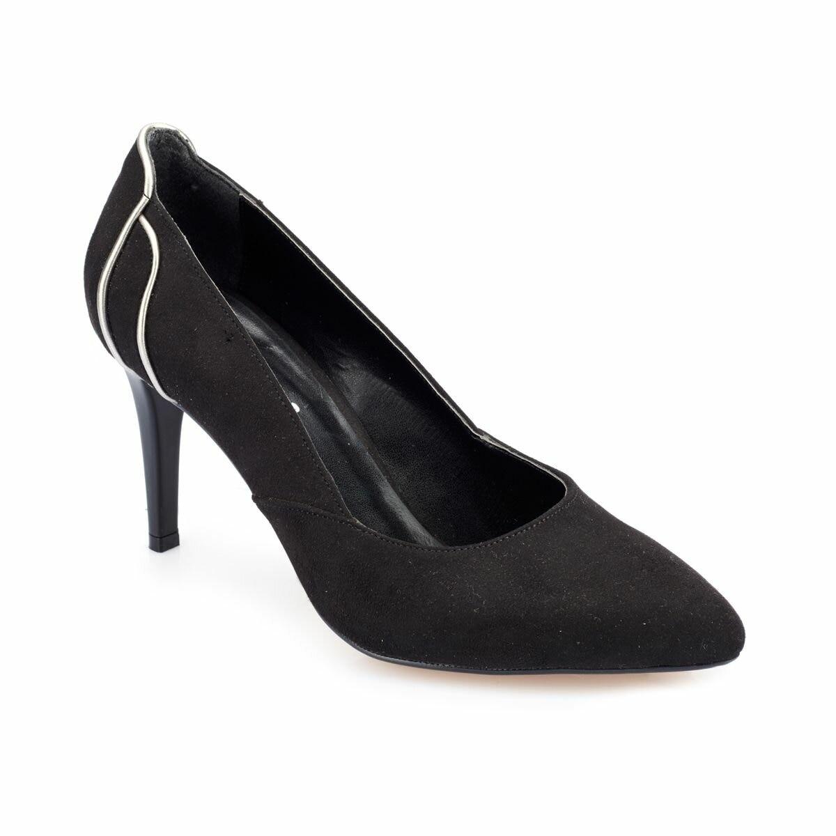 FLO 82.312171.Z Black Women Gova Shoes Polaris