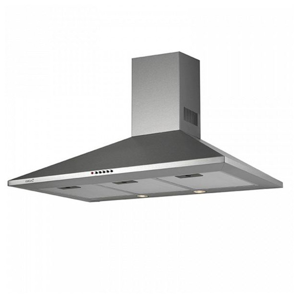 Conventional Hood Cata OMEGA 900 90 Cm 645 M3/h 72 DB 270W Stainless Steel