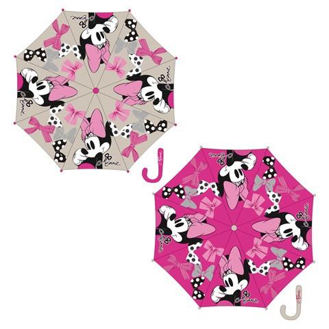 Minnie Umbrella Automatic 48 Cm.