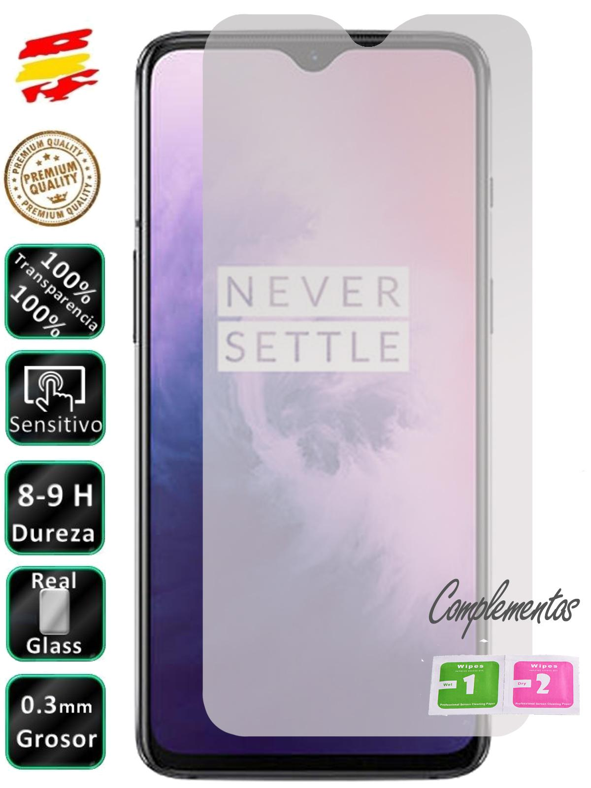 Protector For Oneplus 7 Tempered Glass Screen Glass 9H For Mobile