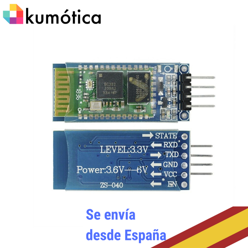HC-05 Bluetooth Module For Arduino Projects, Electronic