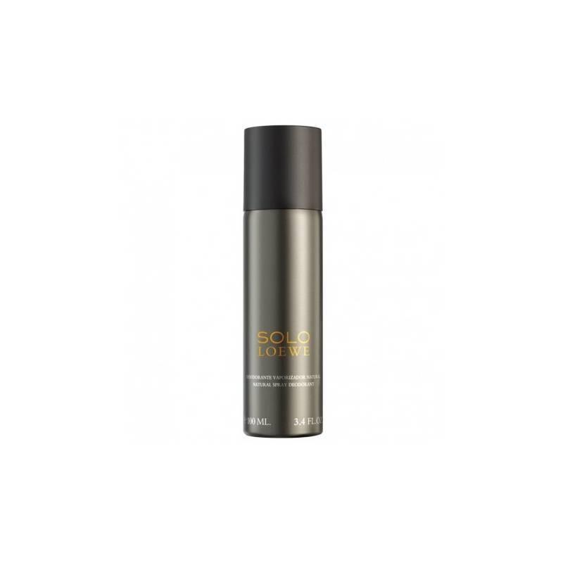 Deodorant Spray Solo Loewe Loewe (100 Ml)