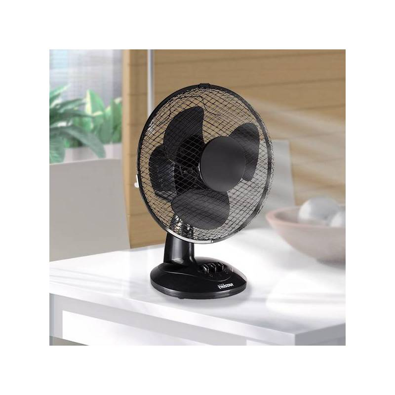 Fan Desktop Tristar VE5924 20W Black