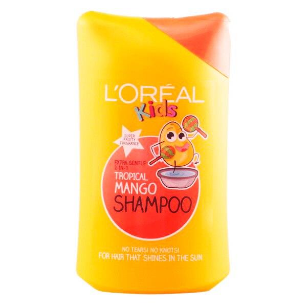 Children's Shampoo Kids L'Oreal Make Up (250 Ml) Mango