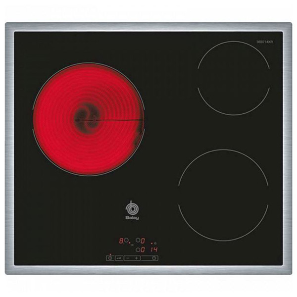 Glass Ceramic Hob Balay 3EB714XR 60 cm|Cooktops| |  - title=