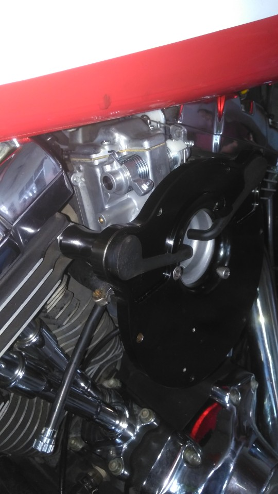 -- Mikuni Pumper Carburador