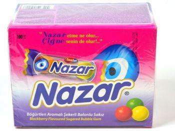 Nazar jeżyna o smaku cukru guma balonowa tanie i dobre opinie Kobiet 12 + y DE (pochodzenie)