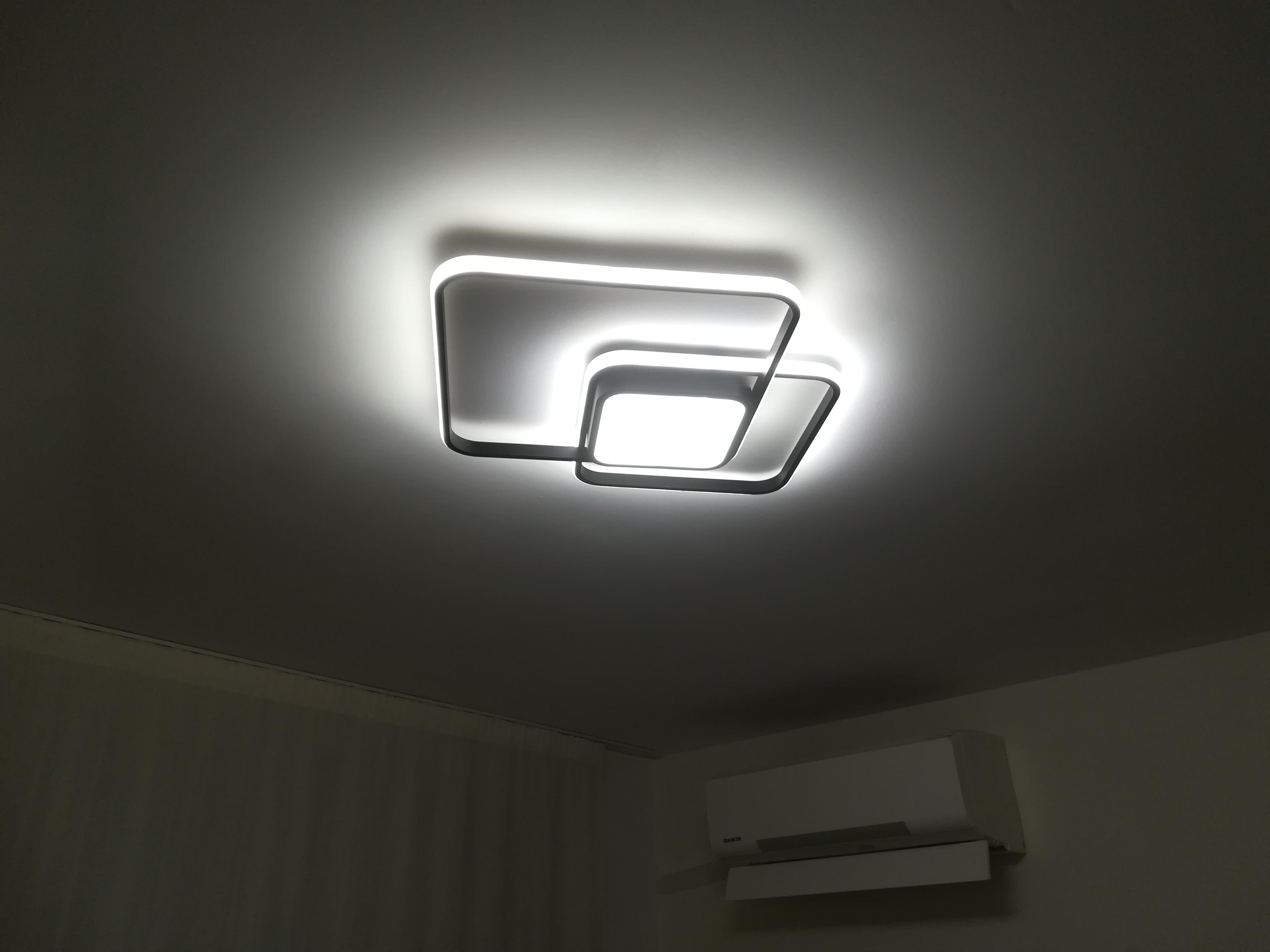 -- Quarto Moderno Plafond