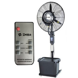 Ventilador exterior con humidificador de aire y control remoto Delta dl-024h-rc (ventiladores para exteriores)