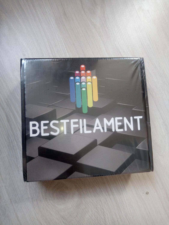 Филамент для 3D печати PLA 0,5кг 1,75мм от Bestfilament|Материалы для 3D-печати|   | АлиЭкспресс