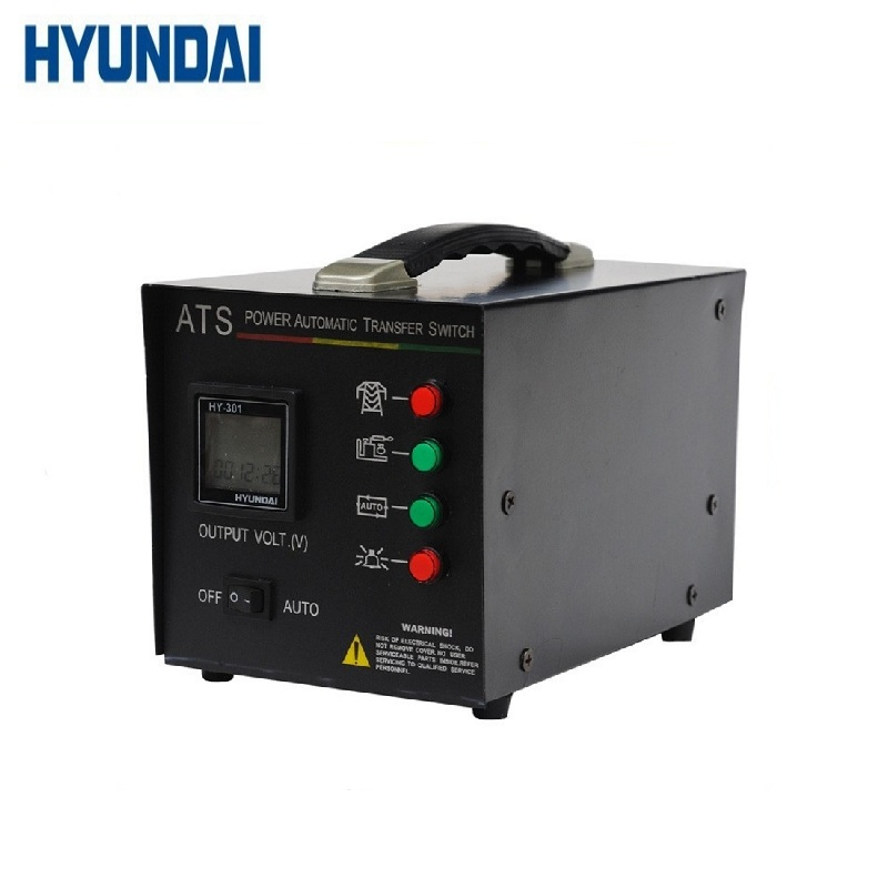 Automation unit ATS15 380v  HYUNDAI For backup (emergency) power Automatic Switching System Spare parts for generators