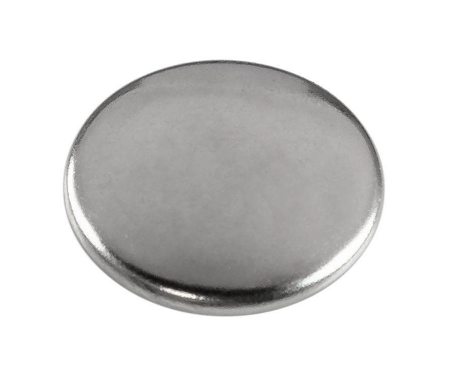 Front Part Of The Dot Stainless Button