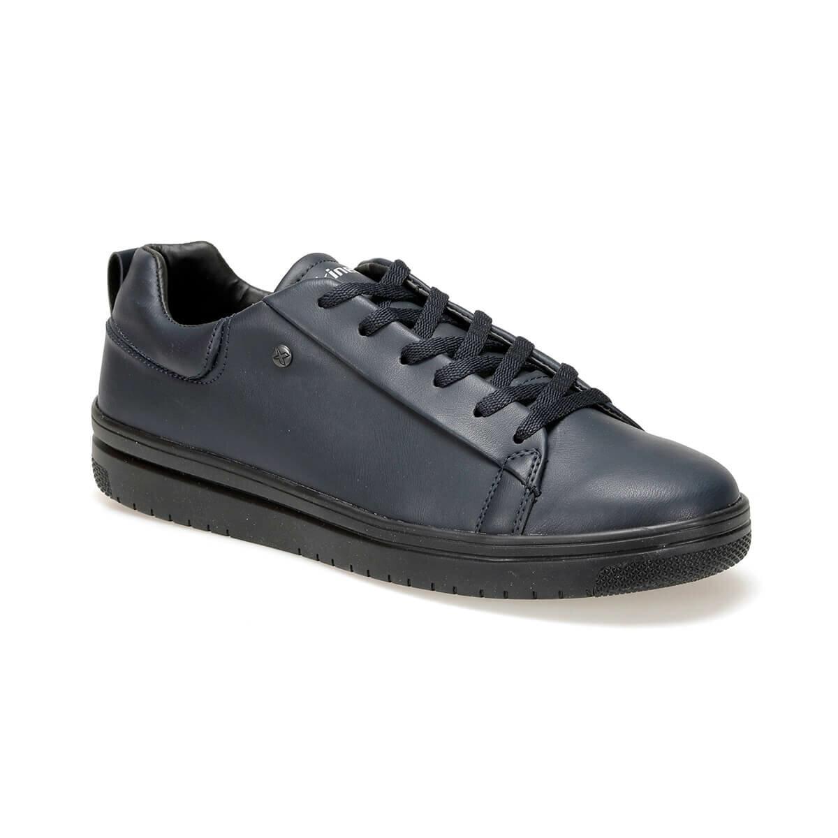 FLO CHRISTMAS Navy Blue Men 'S Shoes KINETIX