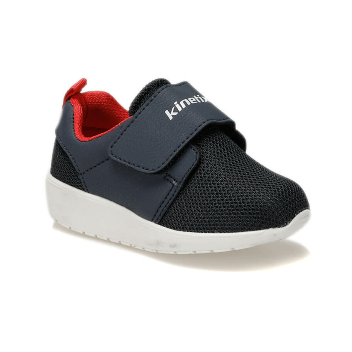 FLO Navy Blue Child Sneaker Shoes Sports Shoes New Fashionable Breathable Leisure Sports Running Shoes For Girls Boys Brand Kids Shoes KINETIX PAPUN