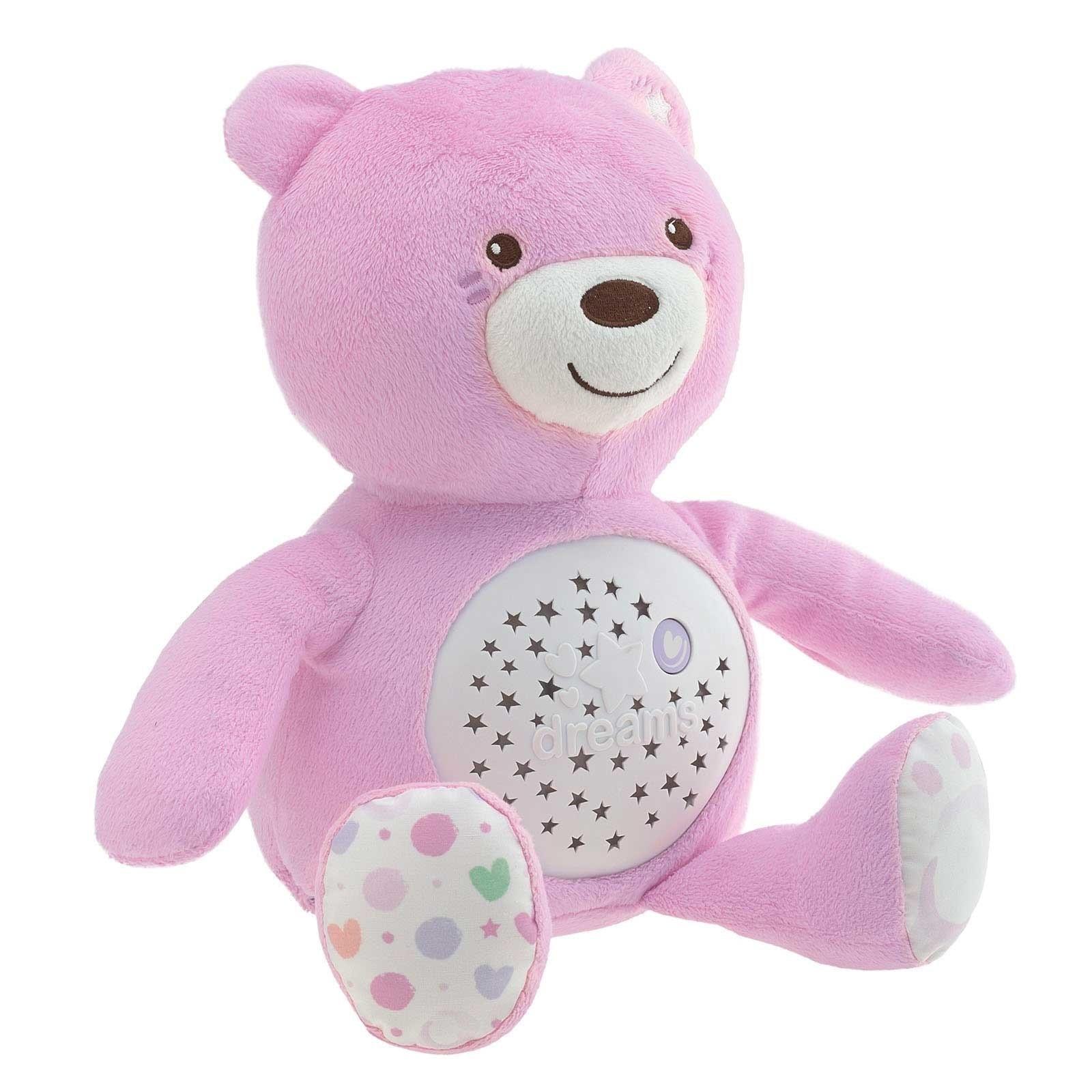 Ebebek Chicco Baby Bear Pink