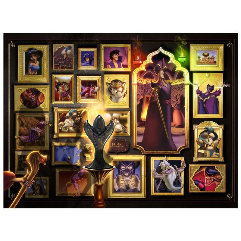 Puzzle Jafar Disney Villains 1000pz