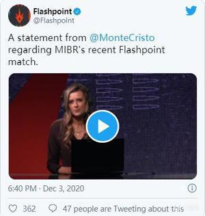 "Flashpoint声明:MIBR ""违反比赛公平""插图(1)"