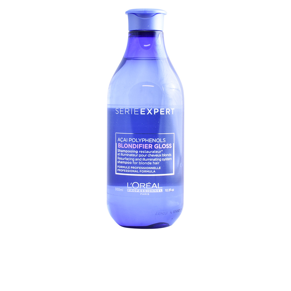 Clarifying Shampoo Blondes Blondifier Gloss L'Oreal Expert Professionnel (300 Ml)