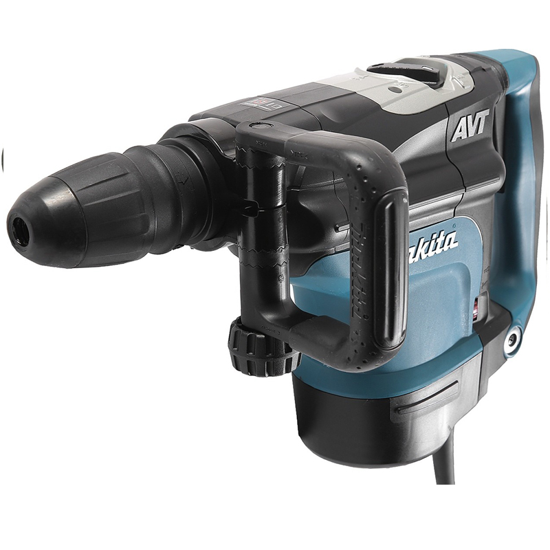 Hammer Drill electric Makita HR4511C (Power 1350 W, energy impact 13 J, Антивибрационная system, case) hammer drill electric redverg rd rh1500 power 1500 w drilling in concrete to 36mm антивибрационная system