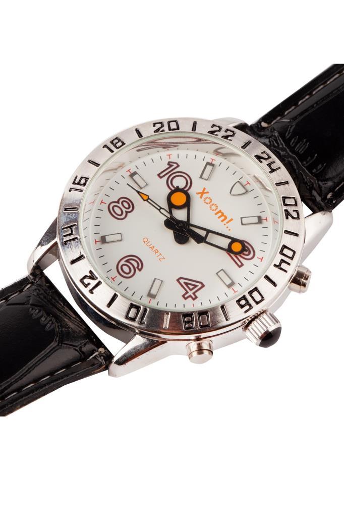 Xoom Wrist Watch, Silicone Cord, Classic Wrist Watch,Original Gift Box,Men's Watch,3 ATM Water Resistant,2 Year Warranty