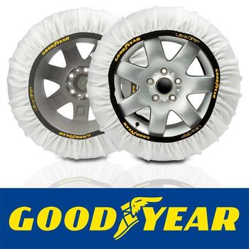 Good Year size L ULTRA GRIP Set of 2 Chains textile snow approval TUV and ÖNORM