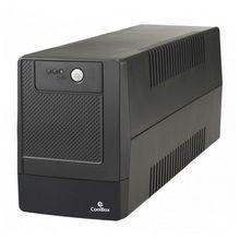 Автономный UPS CoolBox COO-SAIGDN-1K 600 Вт черный
