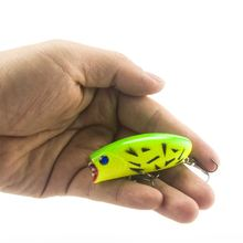 Воблеры приманка 10 шт Поппер приманки для рыбной ловли 55 см