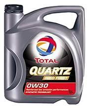 Total de cuarzo de INEO + primer 0 W-30 aceite de motor completamente sintético bajo jugos coche de 5 litros