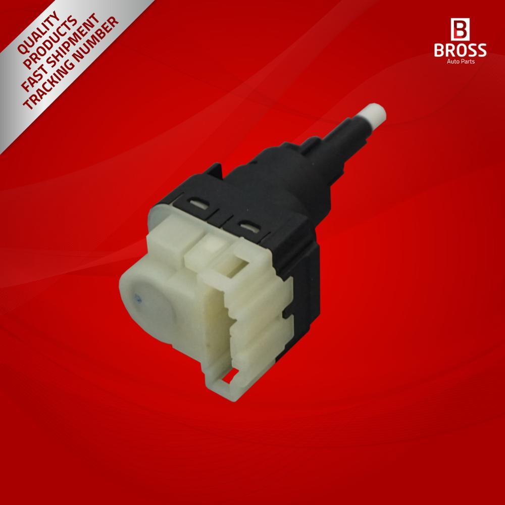Bross BDP614 przełącznik nożny światła hamowania czarny 1K2945511 dla. V.W. A. u. d. i. S. k. o. d. a S. e. a. t