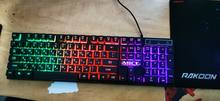 Delivery fast in the specified period, the keyboard corresponds to the description, looks