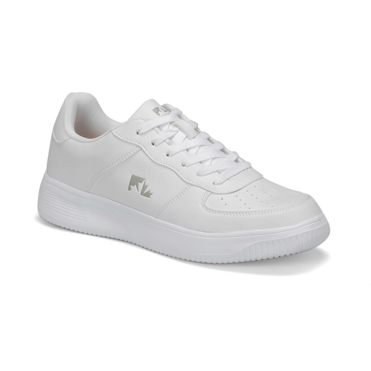FLO FINSTER 9PR White Men 'S Sneaker Shoes LUMBERJACK