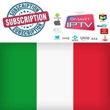 Android TV Box Поддержка IP TV с Android Smart tv итальянская подписка Enigma2 Высокое качество Быстрая доставка из Италии 1 м/3 м/6 м/12 м/24 м