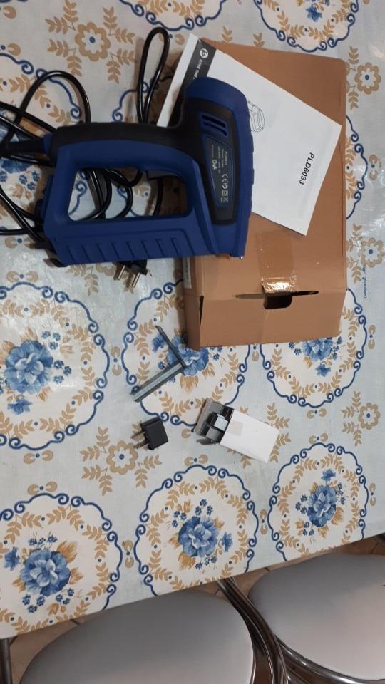 PROSTORMER 2000W pistolet à ongles électrique pour le travail du bois 220 V-240 V