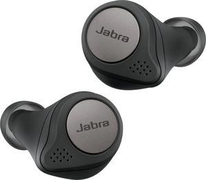 Наушники Jabra Elite 75t, настоящие беспроводные наушники, 28 часов, аккумулятор с более удобным зарядным чехлом, Bluetooth наушники