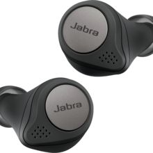 Jabra Elite 75t Earbuds True Wireless Earphone 28 Hours Battery with a More Comf
